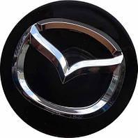 Колпачки заглушки на  диски Mazda (56/55/7)