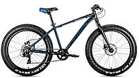 Велосипед внедорожник фэтбайк Avanti Fat 26 гидравлика (fatbike) 2020 All, фото 1