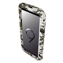 "Чохол Love Mei PoverFul для Samsung Galaxy S9 + 6.2 ""камуфляж, фото 3"