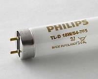 Люминесцентная лампа PHILIPS TL-D 18W/33 G13 трубчастая
