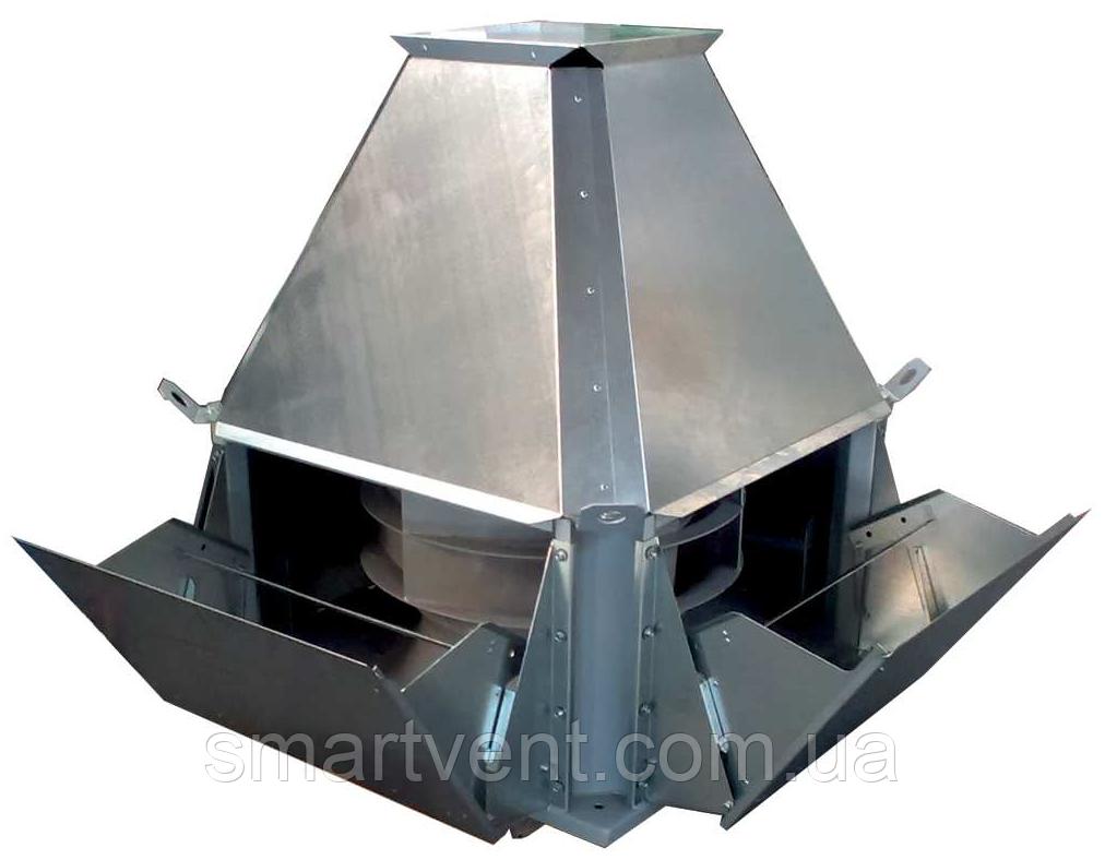 Вентилятор крышный дымоудаления УКРОС-112-ДУ