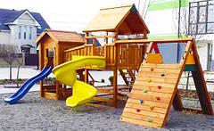 Дитячі комплекси Spielplatz (Шпильплац)