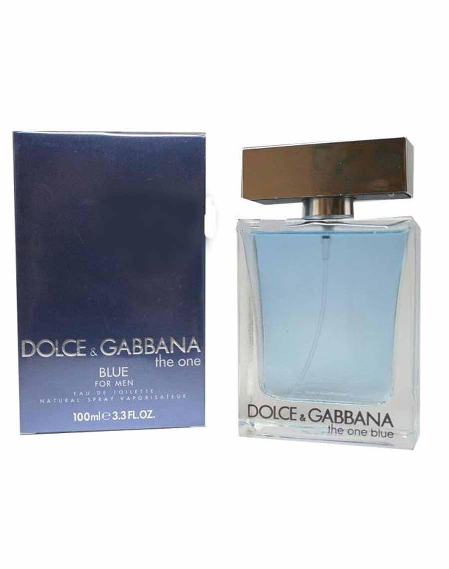D&G The One Blue, 100 ml Originalsize мужская туалетная вода тестер духи аромат