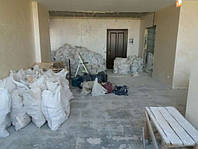 Демонтажные работы с вывозом строительного мусора