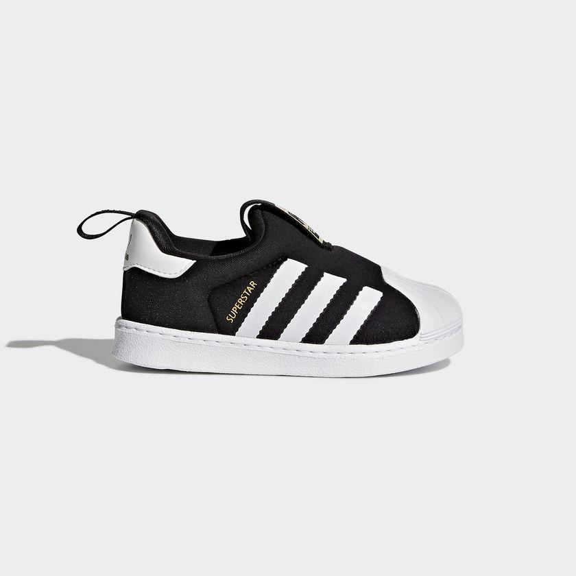 Детские кроссовки Adidas Originals Superstar (Артикул: S82711)