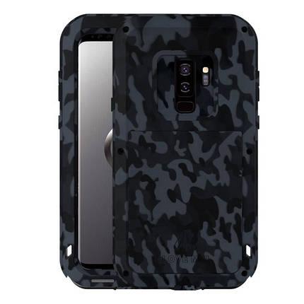 "Чохол Love Mei PoverFul для Samsung Galaxy S9 5.8 ""камуфляж, фото 2"