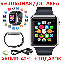Умные часы смарт A1 Smart Watch GT08 Smartwatch точная копия Apple Watch  GSM Camera 1d71f5f19b5aa