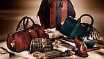 Сочетание женской сумки и одежды