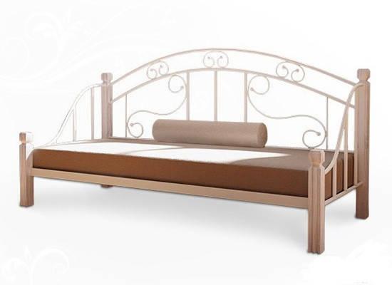 """Кровать """"Орфей"""" деревянные ножки ТМ """"Металл-Дизайн"""", фото 2"""