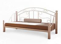 """Кровать """"Орфей"""" деревянные ножки ТМ """"Металл-Дизайн"""""""