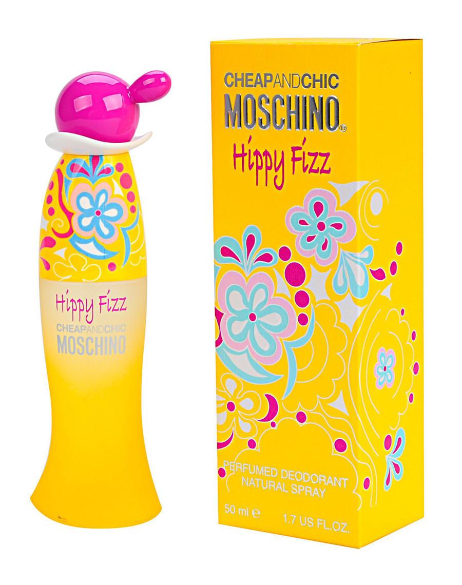 Moschino Hippy Fizz, 100 ml Original size женская туалетная парфюмированная вода тестер духи аромат