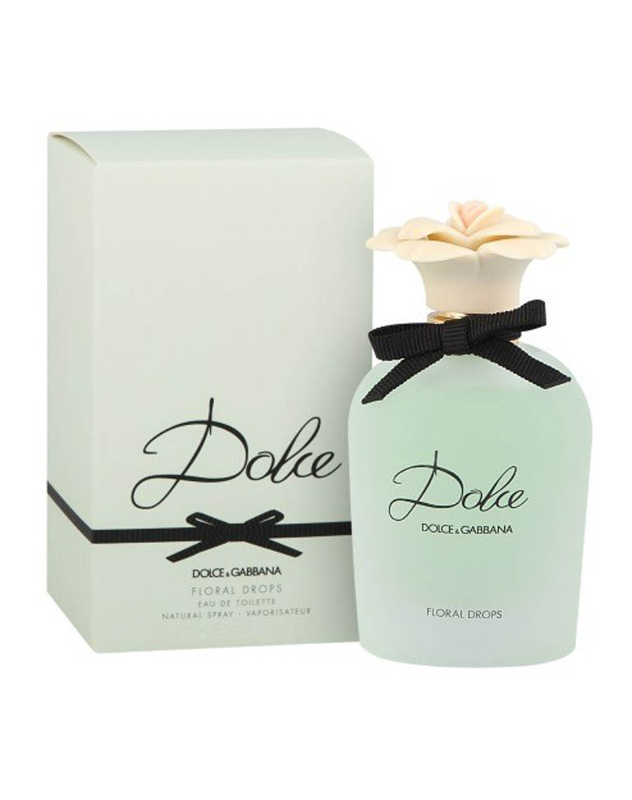 Dolce & Gabbana Dolce Floral Drops, 100 ml Original size женская туалетная парфюмированная вода тестер духи аромат