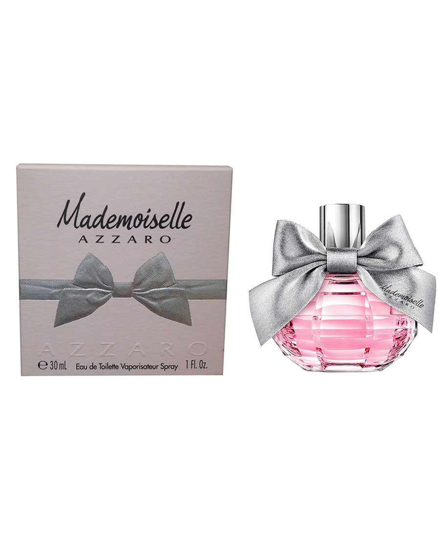 Azzaro Mademoiselle, 100 ml Original size женская туалетная парфюмированная вода тестер духи аромат
