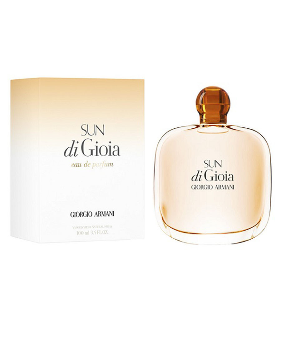 Armani Sun Di Giola, 100 ml Original size женская туалетная парфюмированная вода тестер духи аромат