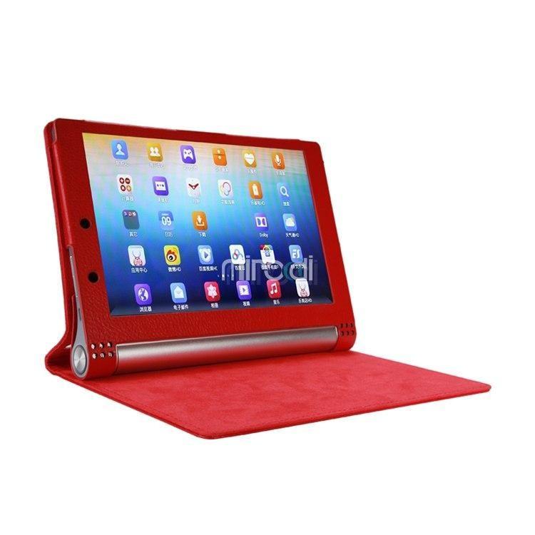 """Чехол Yoobao Pro-Case для планшета Lenovo Yoga Tab 2-830F черный 8"""" Марсал"""