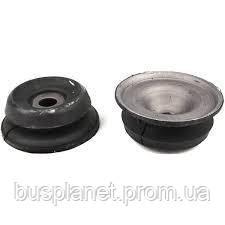 """Опорная подушка амортизатора верхняя и нижняя (упругая пробка, опора амортизатора """"комплект - 2 шт"""")"""