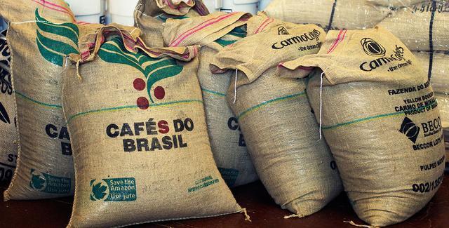 как правильно выбрать Бразилиьский кофе, где можно купить арабика Сантос