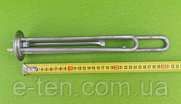 Тэн НЕРЖАВЕЙКА для бойлеров Thermex, ATT 2000W (на фланце Ø63мм) / с 2 трубками под термостаты    KAWAI
