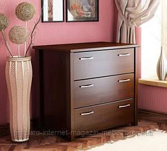 Комод дерев'яний Тесса з бука щита/масиву бука (Естелла)