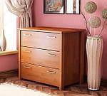 Комод деревянный Тесса из щита бука/массива бука (Эстелла), фото 5