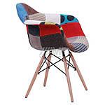 Кресло Salex FB Wood Patchwork, фото 2