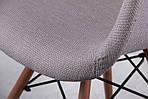Кресло Salex FB Wood Кремовый, фото 8