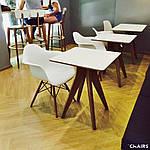 Кресло Прайз (белый) Eames DAW, фото 3