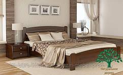 """Кровать двуспальная """"Венеция Люкс"""" из массива бука 160*200, Эстелла (Украина)"""