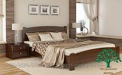 """Кровать двуспальная """"Венеция Люкс"""" из массива бука 180*200, Эстелла (Украина)"""