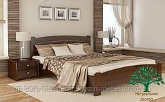 """Кровать двуспальная """"Венеция Люкс"""" из щита бука 160*200, Эстелла (Украина)"""
