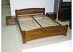 """Кровать двуспальная """"Венеция"""" из щита бука 180*200, Эстелла (Украина), фото 5"""