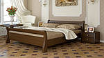 """Кровать двуспальная """"Диана"""" из щита бука 180*200, Эстелла (Украина), фото 7"""