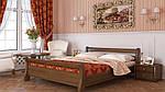 """Кровать двуспальная """"Диана"""" из щита бука 180*200, Эстелла (Украина), фото 8"""