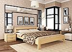 """Кровать двуспальная """"Рената"""" из щита бука 160*200, Эстелла (Украина), фото 3"""
