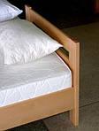 """Кровать односпальная """"Диана"""" из массива бука 90*200, Эстелла (Украина), фото 2"""