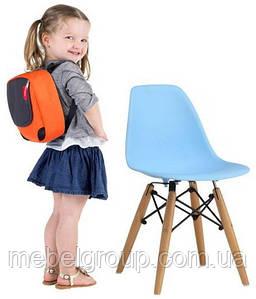 Детский стул Тауэр Вaby голубой