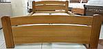"""Кровать полуторная """"Венеция"""" из массива бука 140*200, Эстелла (Украина), фото 3"""