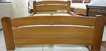 """Кровать полуторная """"Венеция"""" из щита бука 120*200, Эстелла (Украина), фото 3"""