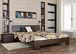 """Кровать полуторная """"Титан"""" из щита бука 120*200, Эстелла (Украина), фото 2"""