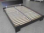 """Кровать полуторная """"Титан"""" из щита бука 120*200, Эстелла (Украина), фото 8"""