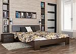 """Кровать полуторная """"Титан"""" из щита бука 140*200, Эстелла (Украина), фото 2"""
