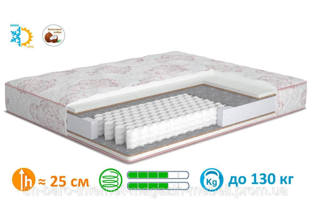 Матрас Barselona/Барселона, Pocket Spring (Matroluxe) Бесплатная доставка