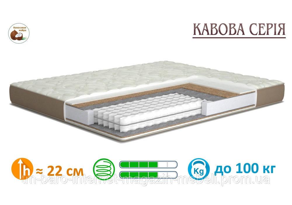 Матрас Mokko/Мокко Pocket Spring (Matroluxe) Бесплатная доставка