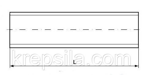 Определение длины шпильки