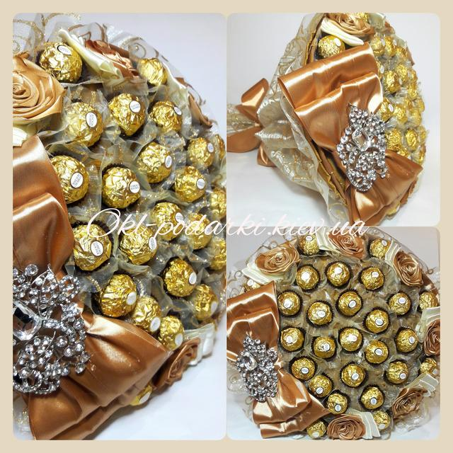 букет из конфет Королевский