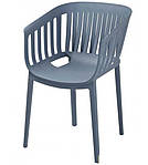 """Кресло """"Патио"""" (ПЛ сланец), Domini, фото 2"""