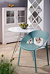 "Кресло ""Шелл"" (ПЛ зеленый чай), Domini, фото 3"
