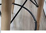 "Стул барный ""Прайз"" (ПЛ черный, ольха), Domini (Eames), фото 4"