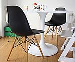 Стул Прайз (черный) Eames DSW, фото 5
