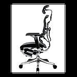 Эргономичное компьютерное кресло ERGOHUMAN Plus, с раскладной подставкой для ног, фото 4